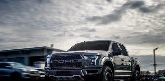 2018 Ford F150 Raptor