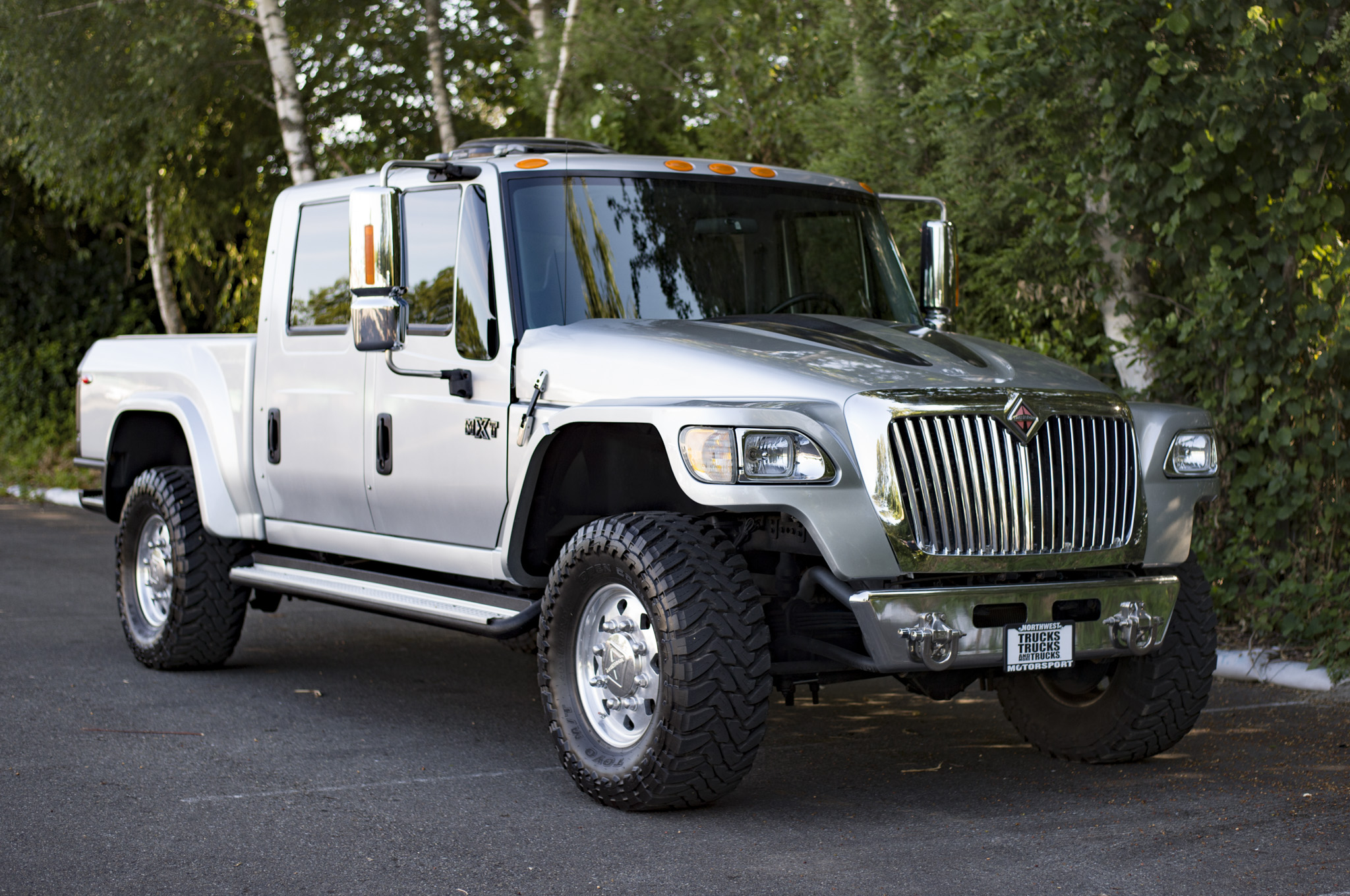 International Mxt For Sale >> The International Mxt The Most Extreme Truck There Is