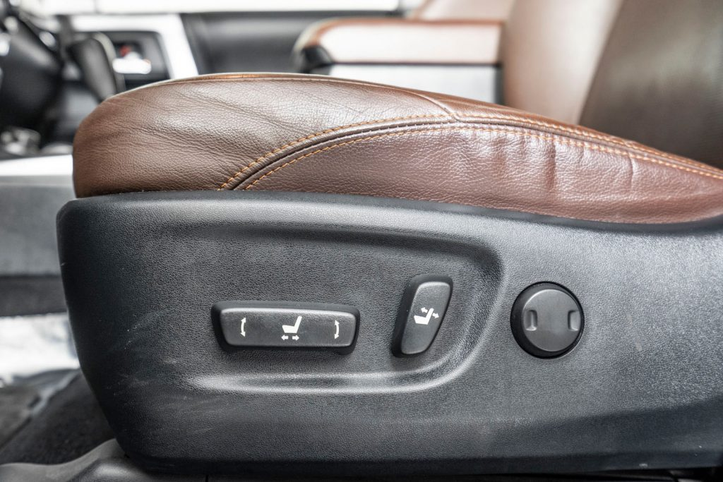 discover what creature comforts come with the 4runner