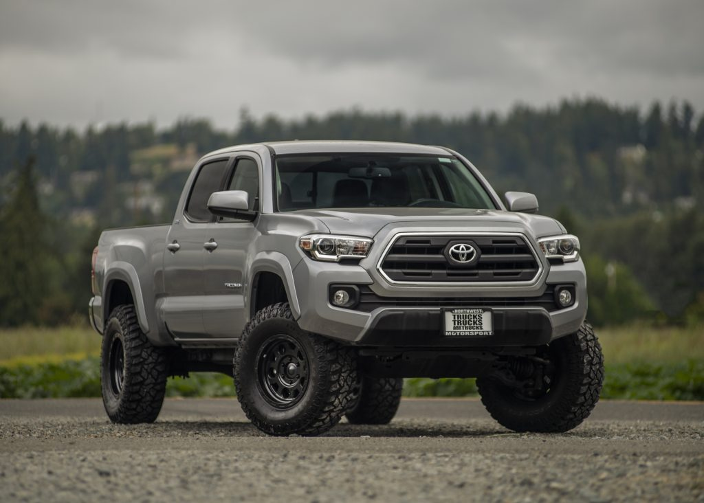 what are the emissions impact with a diesel or gas truck