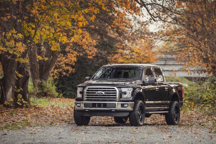 diesel or gas truck: you pick!