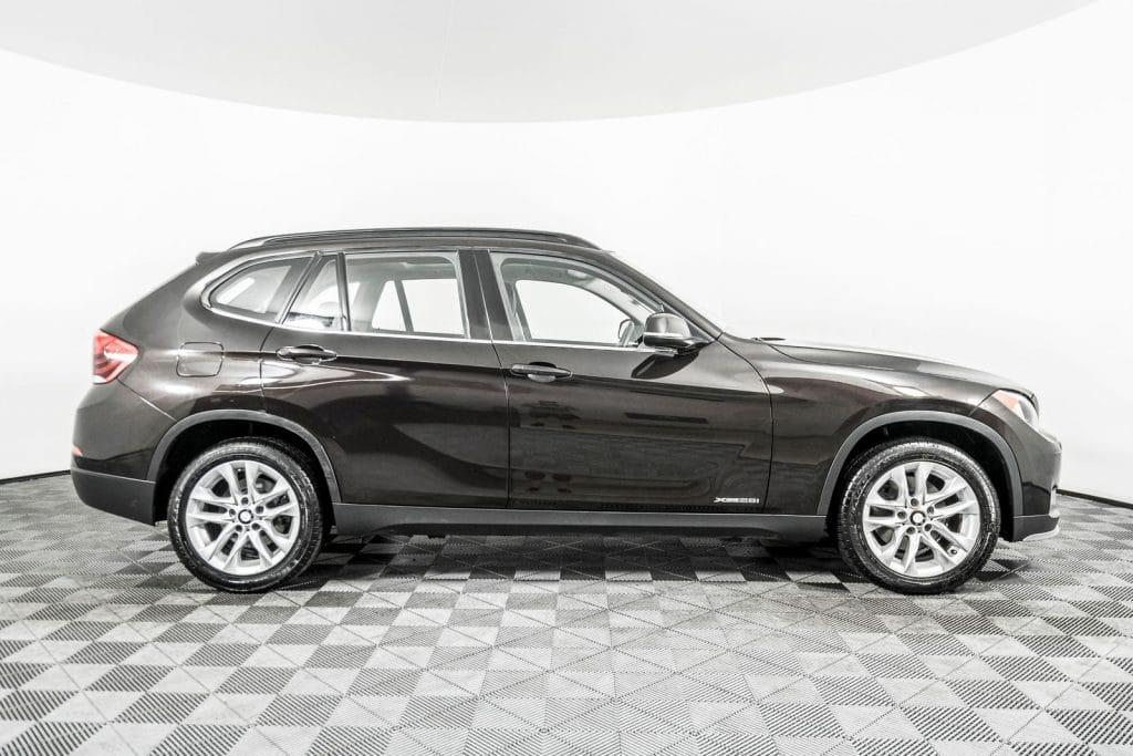 the BMW X1 isn't a sports mom car, it's a great car all around!