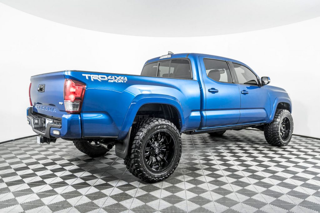 the toyota tacoma is always a fantastic choice when choosing trucks for first time buyers