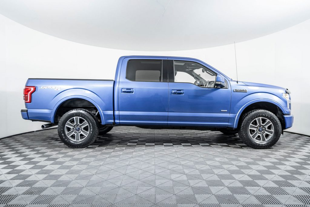 can't get much better than a Ford F-150