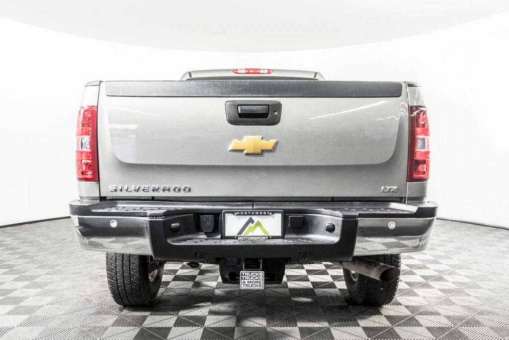 the chevy silverado - you can't go wrong here!