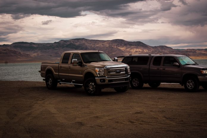 perfect trucks for first time buyers