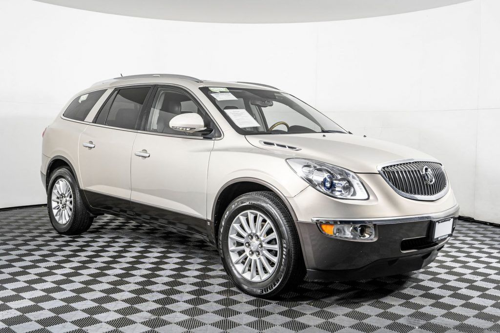check out this buick enclave!