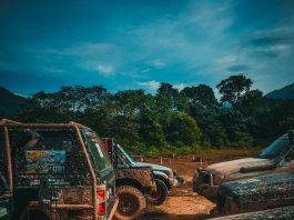 how to get your truck unstuck from mud