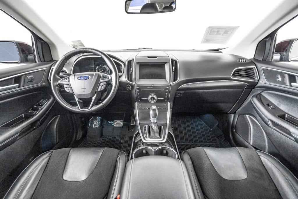 Ford Edge Road Trip Vehicle