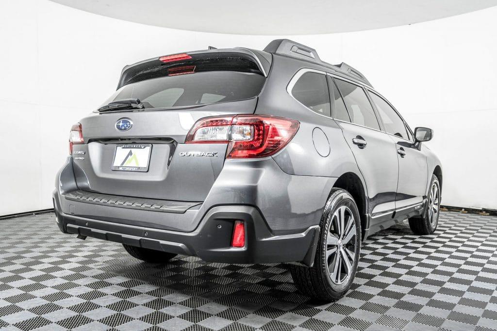 Subaru Outback Cargo Space