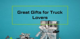 great gifts for truck lovers this holiday season