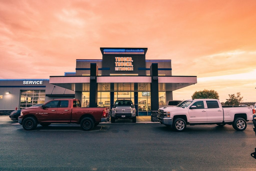 Buying a Used Truck at Northwest Motorsport is a great idea, because you get to work with some of the best employees in the industry!