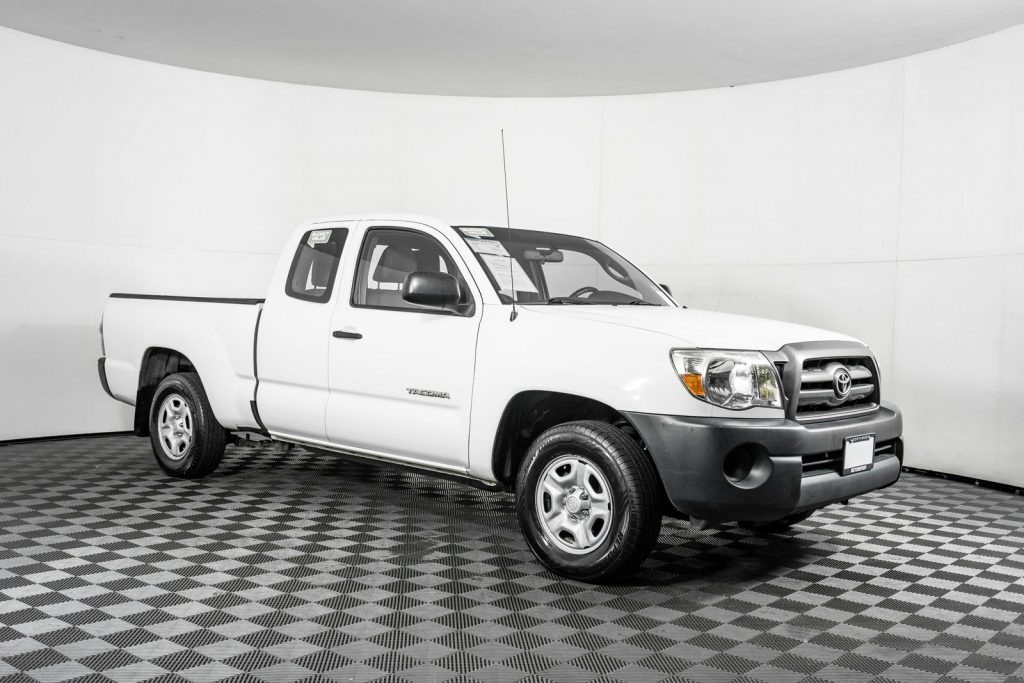the toyota tacoma through the years