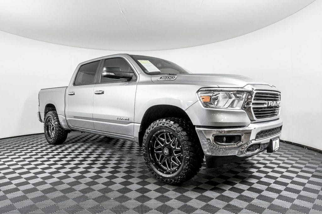 check out the beautiful 2019 dodge ram 1500, one of the most popular pickup trucks out there