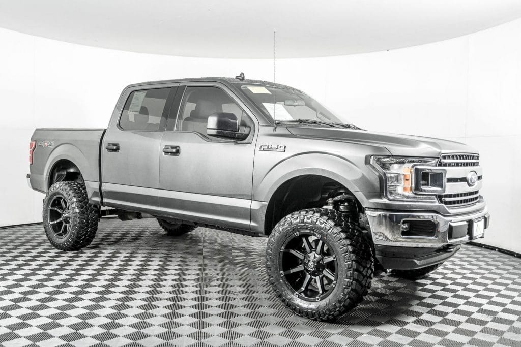 the Ford F-150, one of the most popular pickup trucks out there