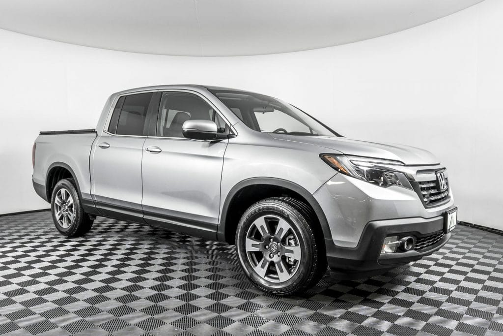check out the 2019 Honda Ridgeline