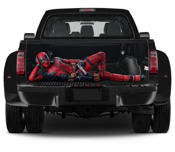tailgate wraps for trucks