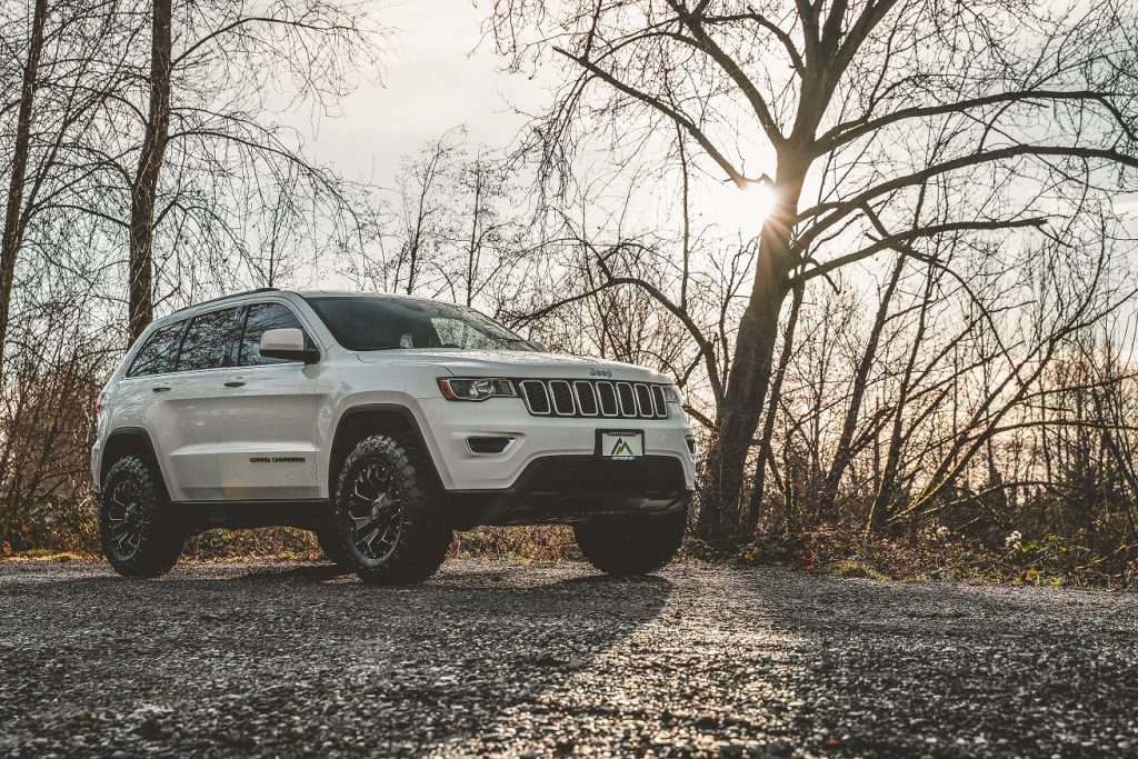 the jeep cherokee is incredible