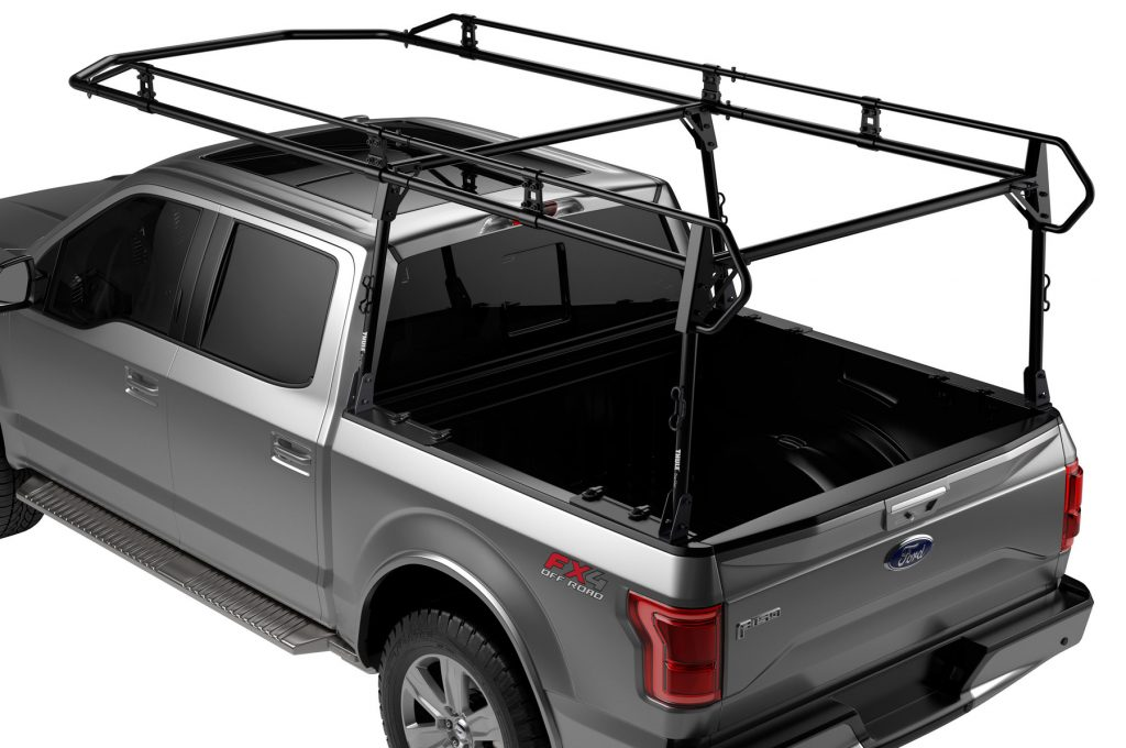 one of the best work truck accessories you can have is a truck rack