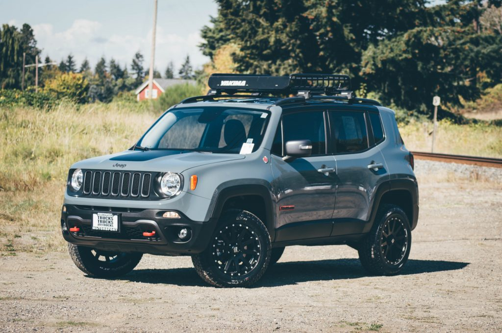 the Jeep Renegade is a great vehicle