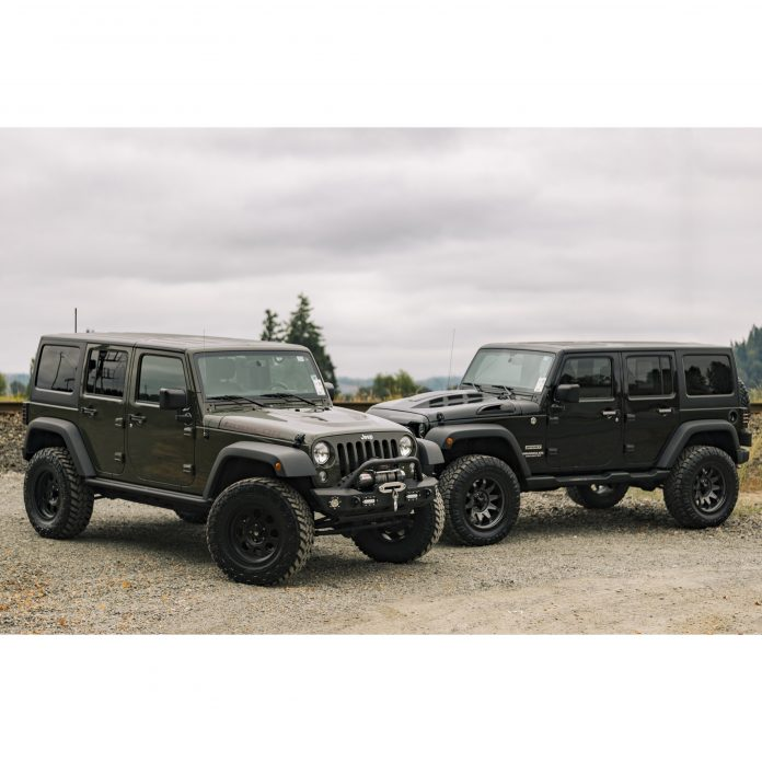 all jeeps at NWMS