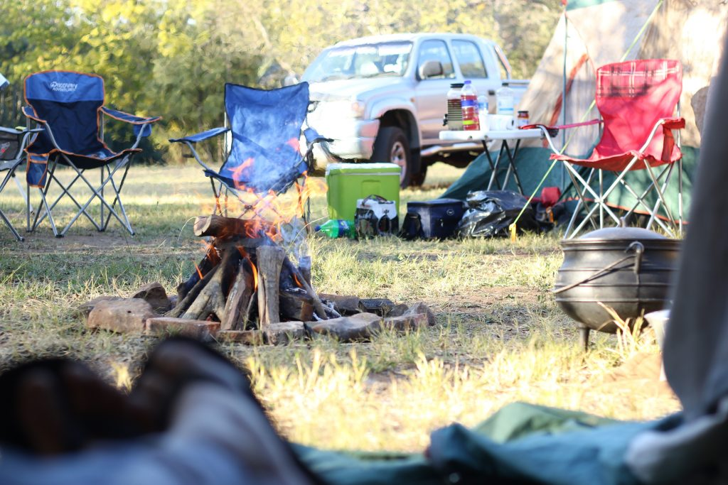 who doesn't love camping? it's one of the things to do with a truck that'll make camping easier