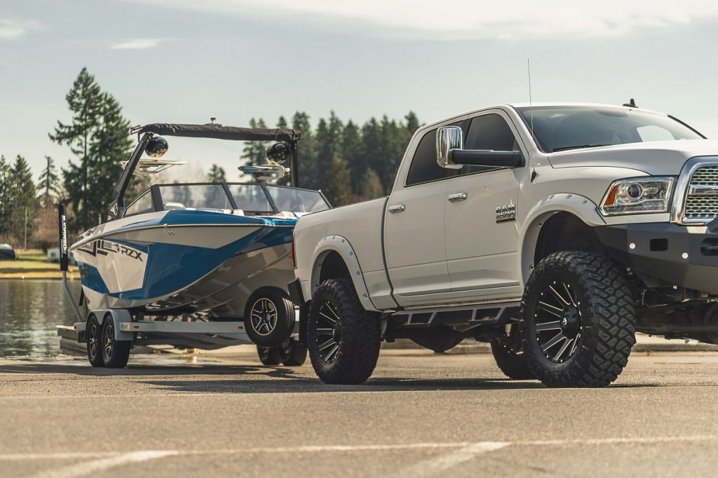 how to increase the towing capacity of your truck can be pretty simple