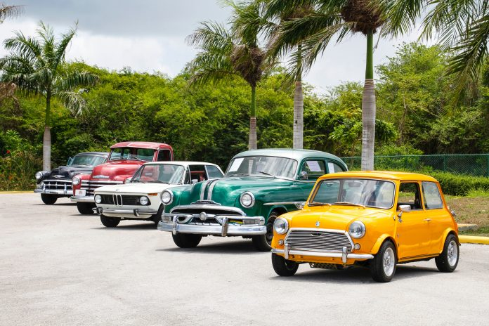history of car colors blog by NWMS