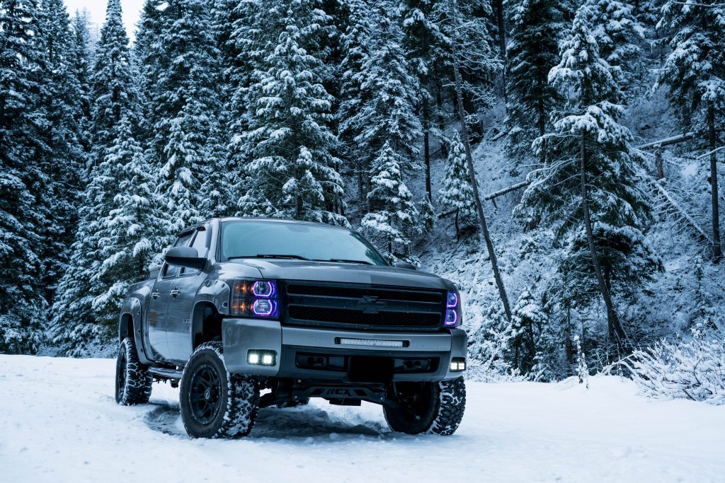 there's a world of options for finding steps for lifted trucks at NWMS