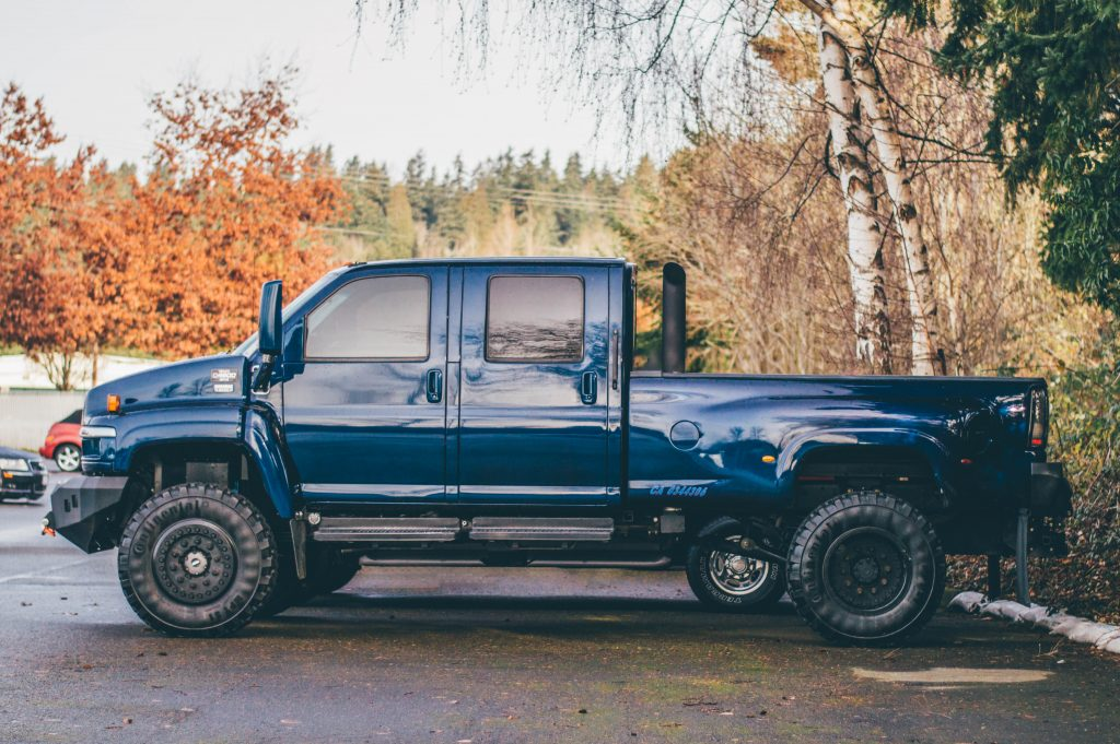 If you're on the market for steps for lifted trucks, let NWMS help