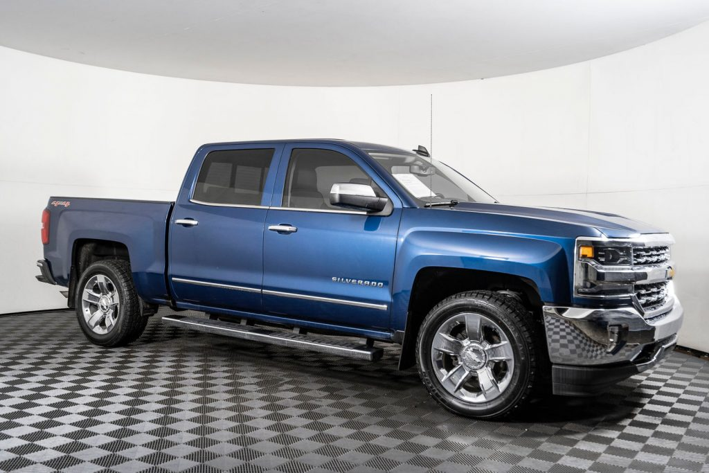 the trim levels have changed a lot in the Chevy Silverado Body Style Timeline