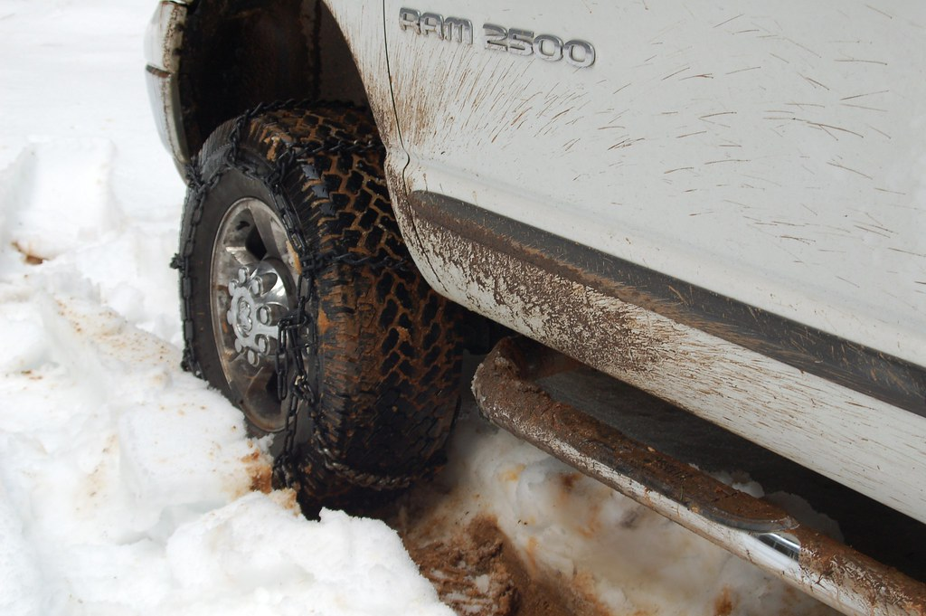 tire chains are very important