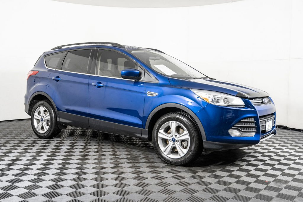 the Ford Escape is one of the best crossovers on the market today!
