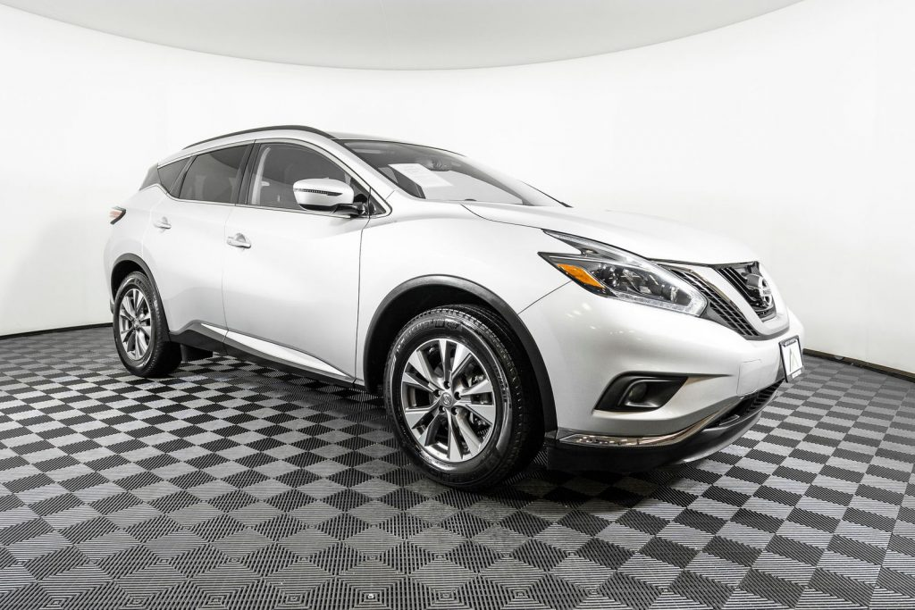 the Nissan Murano is a sleek, smooth crossover