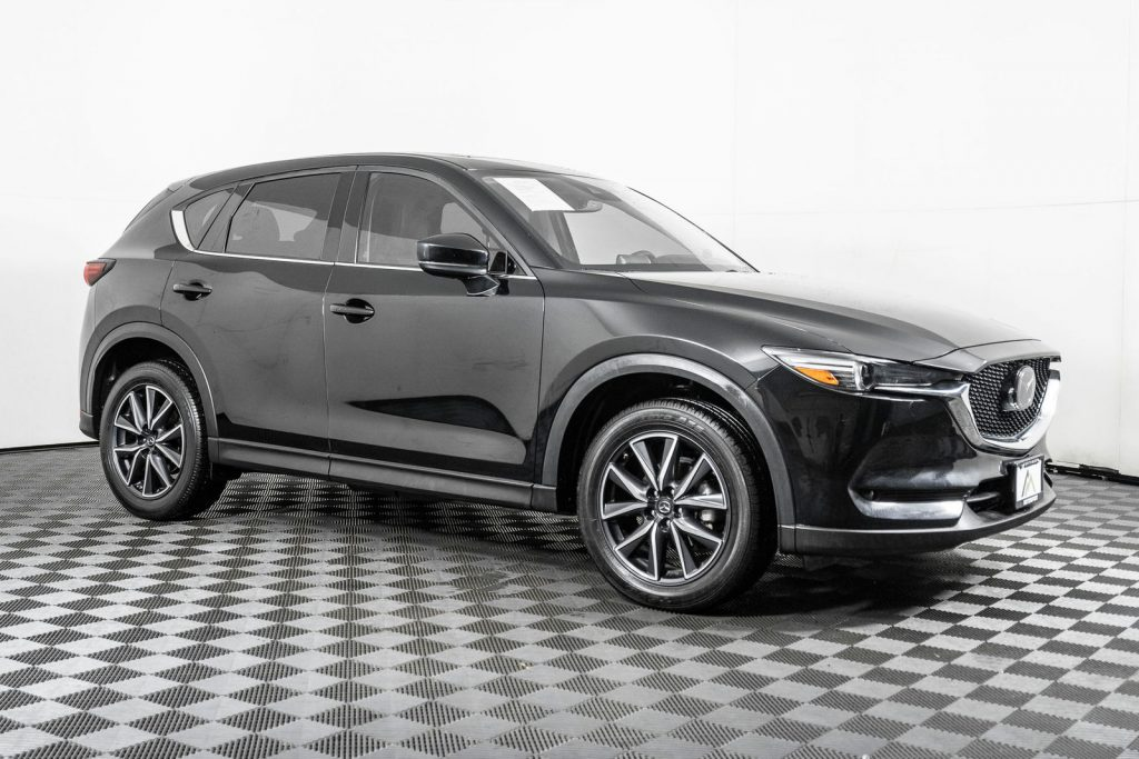 the Mazda CX-5 is a fantastic choice in a Crossover vehicle