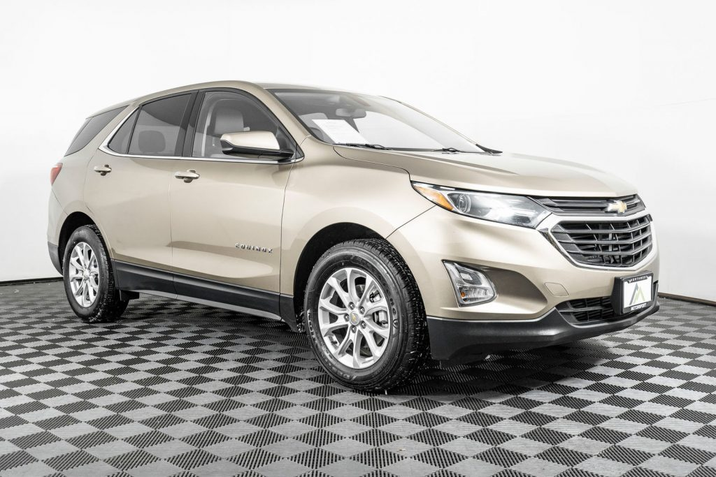 The Chevrolet Equinox is one of the best crossovers on the market today