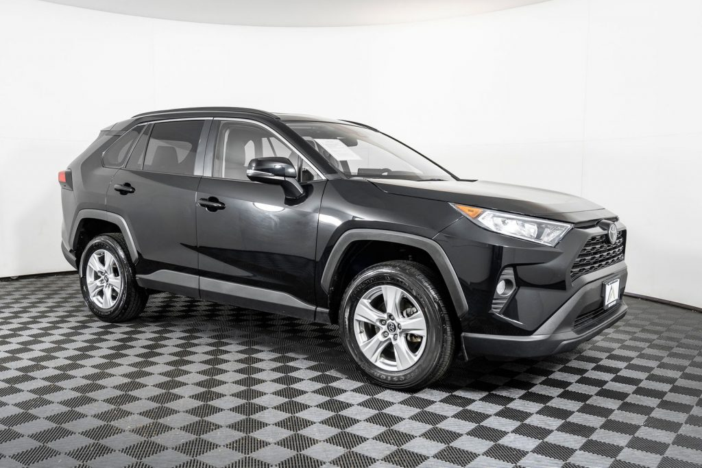 the Toyota Rav4 is one of the best crossovers on the market today!