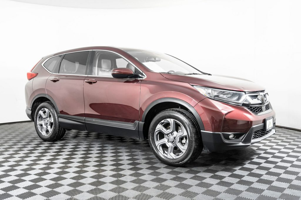 the Honda CRV s one of the best crossovers on the market today!