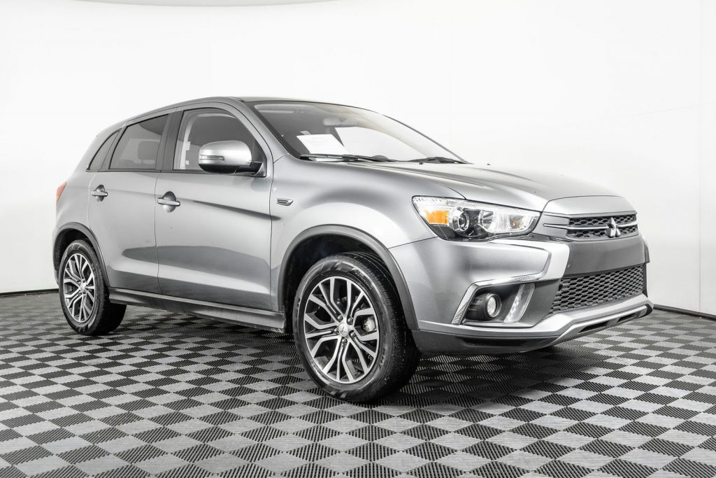 we love the Mitsubishi Outlander Sport is one of our absolute favorite crossovers!