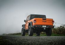 the Jeep Gladiator