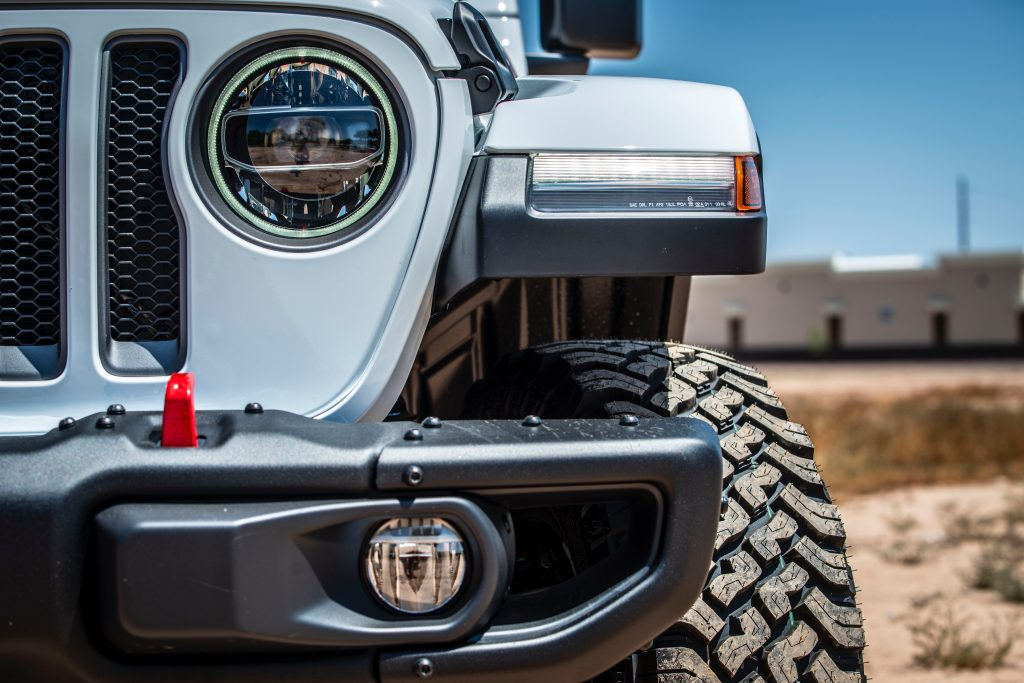 a deeper look at the popular Jeep Gladiator