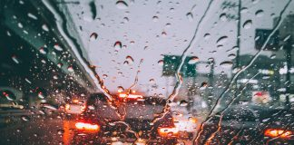 here are some driving in the rain safety tips